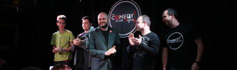 История на стендъп комедията в България