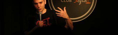 Stand up comedy във Варна, Добрич, Бургас и Стара Загора