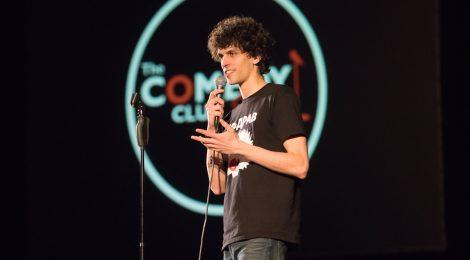 Stand up comedy шоу в НДК