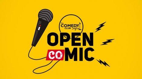 Стендъп комеди Open Mic – комедиантът Николаос разказва за първите си аматьорски шоута