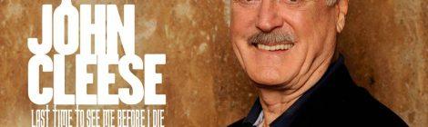 Standup comedy с Джон Клийз от Monty Python в България през септември